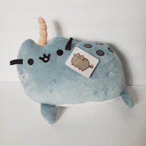 Gund Pusheen Stuffed Animal Narwhal